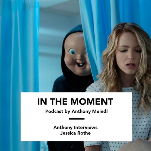 Anthony Interviews Jessica Rothe