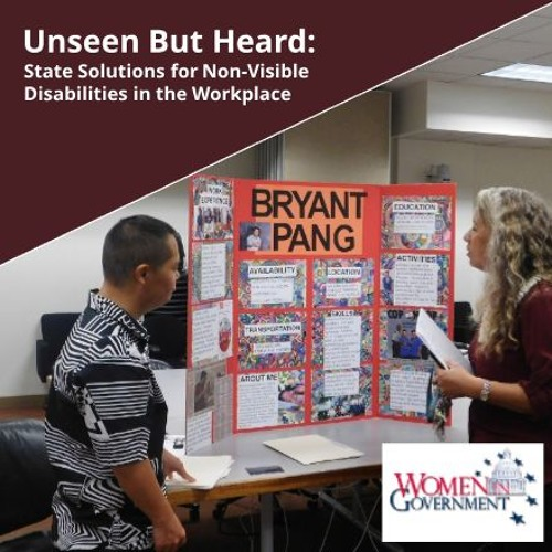 Unseen But Heard: State Solutions for Non-Visible Disabilities in the Workplace