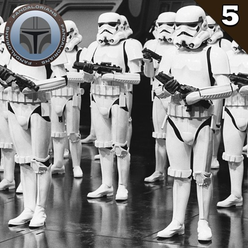 #5 The Mandalorian vs. 60 Stormtroopers
