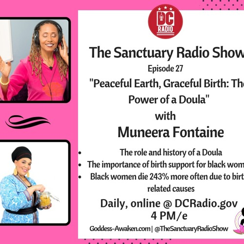 Episode 27: Peaceful Birth, Graceful Birth: The Power of a Doula