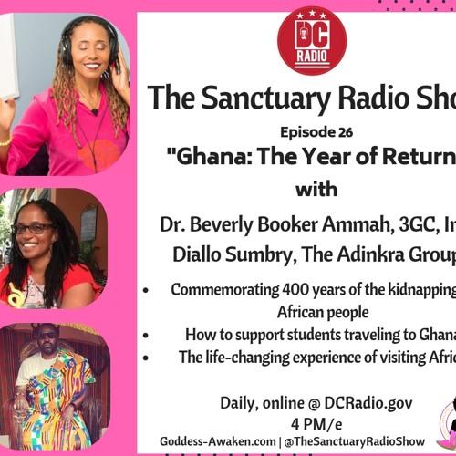 Episode 26: Ghana: The Year Of Return