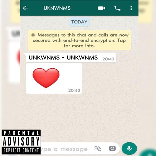 UNKWNMS - UNKWNMS