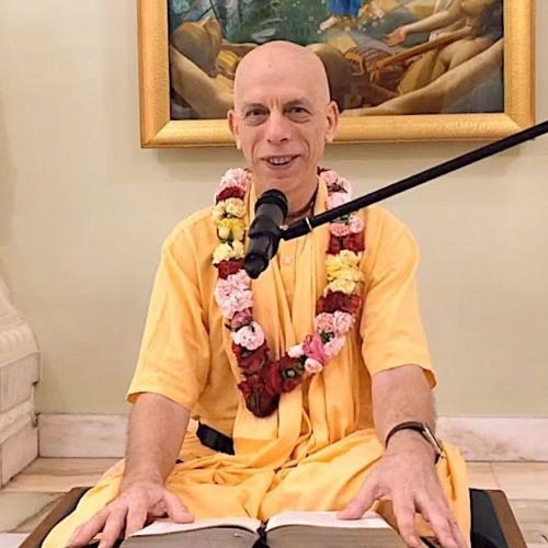 Śrīmad Bhāgavatam class on Wed 13th Feb 2019 by HH Prahaladananda Swami 4.20.22