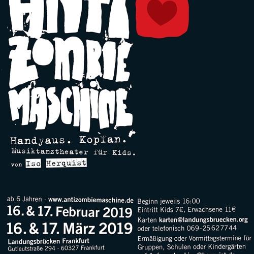 »Anti Zombie Maschine 2019«