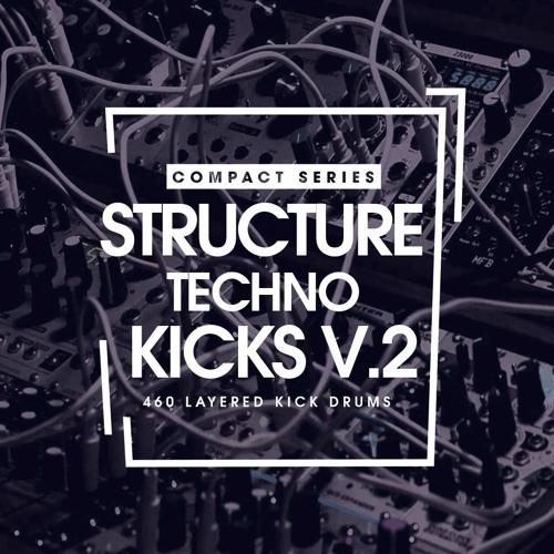 Bingoshakerz Compact Series Structure Techno Kicks V2 WAV-DISCOVER