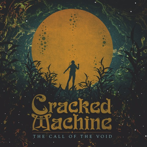 Cracked Machine - 'Typhon' (PsyKa Records)