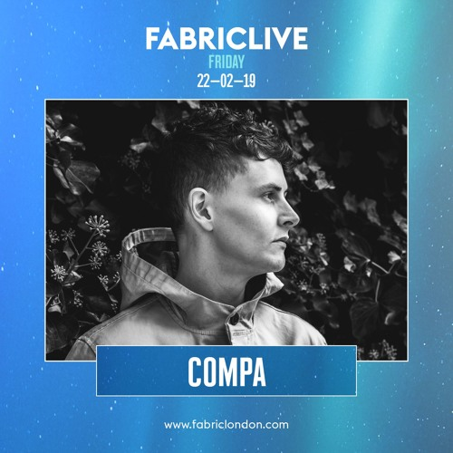 Compa FABRICLIVE x Curated by Caspa Promo Mix