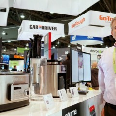 Gourmia shows off latest connected kitchen gadgets