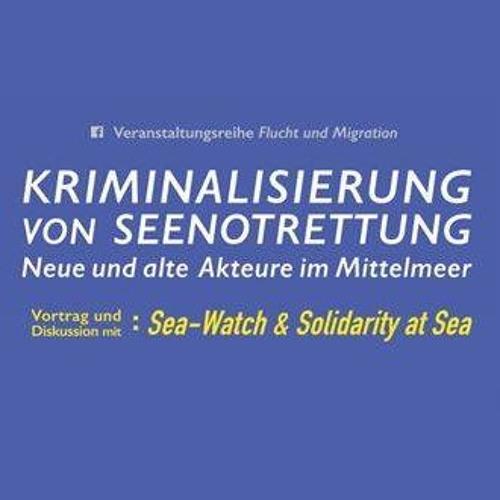 Kriminalisierung von Seenotrettung