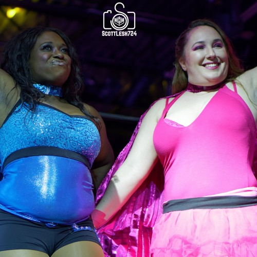 American Sports Connection - Rainbow Bright's Gabby Gilbert & Luscious Latasha
