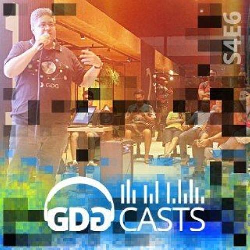 GDGCasts S4E6 - Direto de São Luiz! Entrevista com Ricardo Coelho