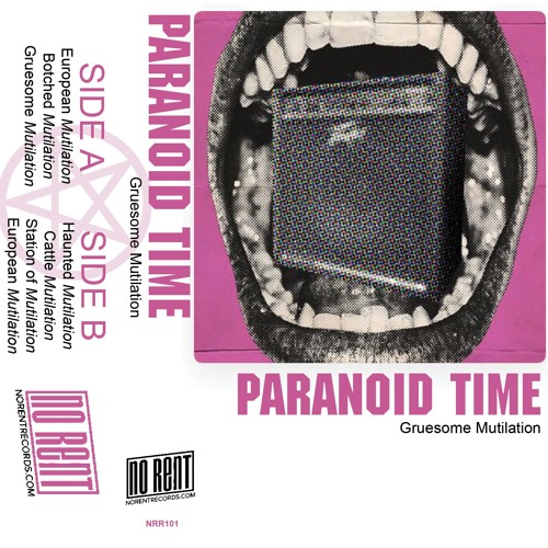 "Paranoid Time - ""Station Of Mutilation"""