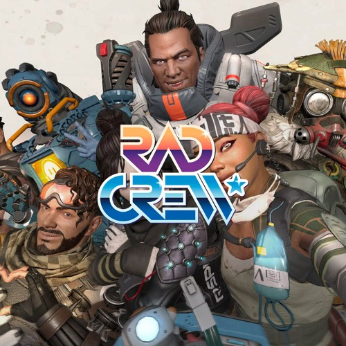 Rad Crew S17E06: Apex Legends og trøbbel hos Activision Blizzard