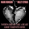 Mark Ronson Ft Miley Cyrus Nothing Breaks Like A Heart Albert Marzinotto Remix Mp3