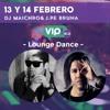 Lounge Dance Radio Show 91.3 Fm J.Pe Bruna invitado