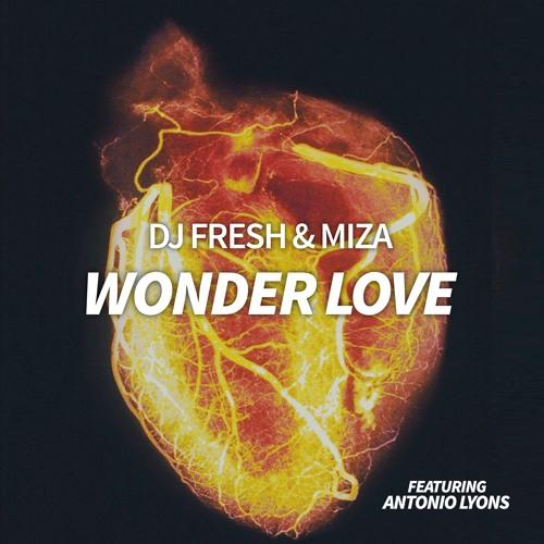 Dj Fresh & Miza Ft. Antonio Lyons - Wonder Love (Instrumental)