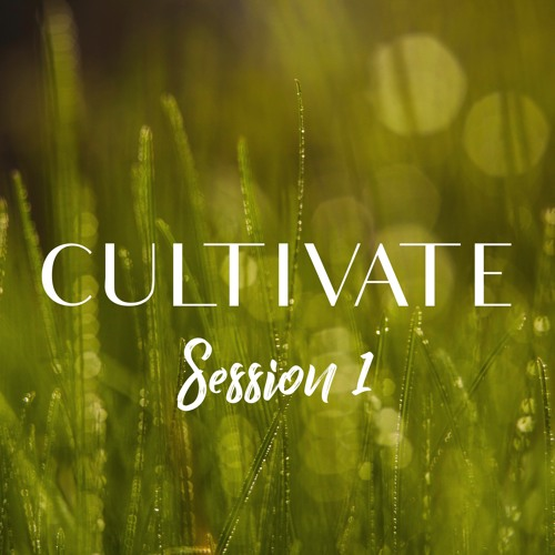 """Cultivate, Session 1, """"Turn Your Eyes Upon Jesus"""""""