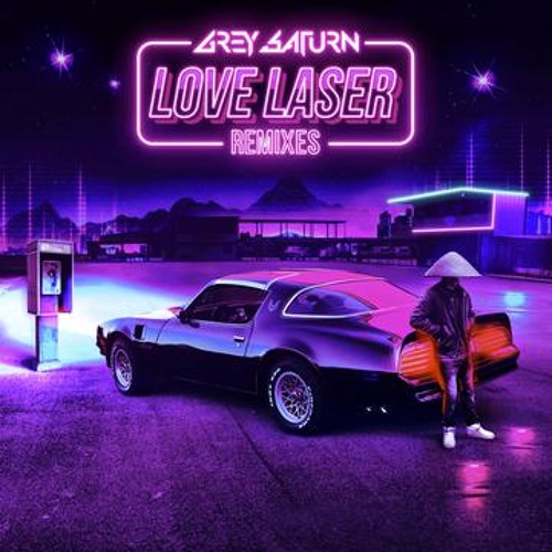 Grey Saturn - Love Laser