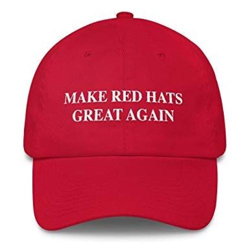 Red MAGA Hat