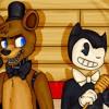 Five Nights At Freddy's Vs Bendy And The Ink Machine Rap Battle Freddy Vs Bendy