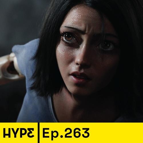 Podcast 263: Alita, quién sería un buen Wolverine, el teaser de Frozen 2