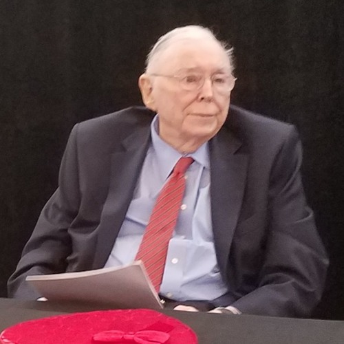Daily Journal Meeting 2019; Charlie Munger