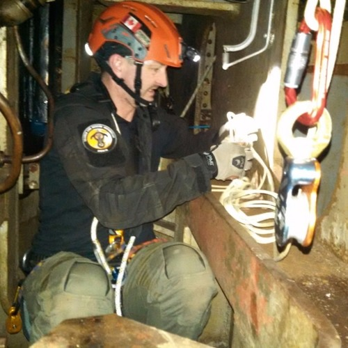 Podcast 18 - Confined Space Rescue Tactics