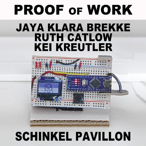 LIVE: Panel on Art & Blockchain, Dec 2018(BREKKE, CATLOW, KREUTLER; mod. BUSTA)