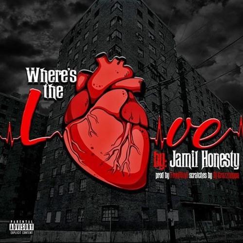 01 Jamil Honesty -Where's The Love