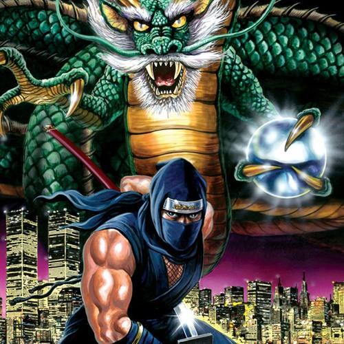 ninja gaiden nes artwork