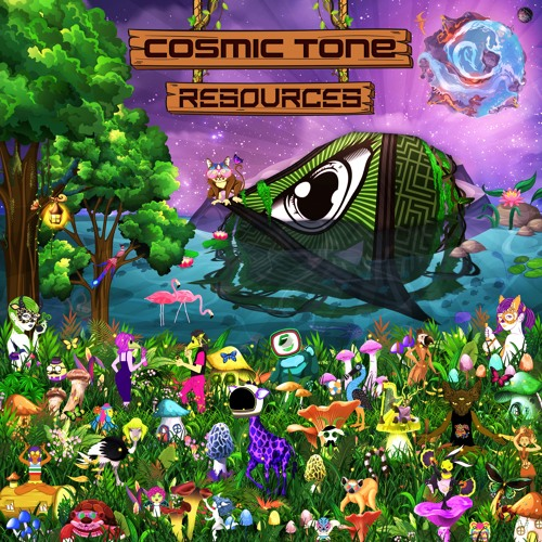Cosmic Tone - Resources Mini Mix