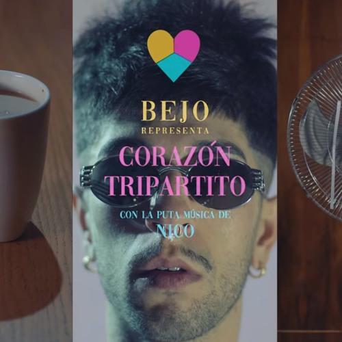 BEJO - Corazón Tripartito (Prod. Nico)