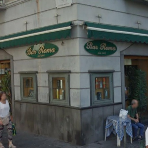 [Useless Sounds] - Having an espresso at Bar Roma