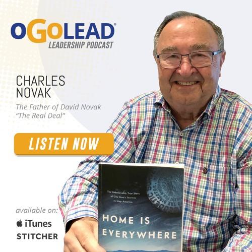 Charles Novak, Retired Surveyor & Author of Home is Everywhere | #61