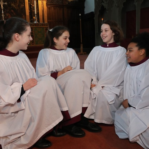 Choral Evensong sung by the Merton College Girls' Choir, 23 January 2019