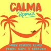 Pedro Capo X Farruko Calma Mark Reverse Bootleg Acapella Filtered For Copyright Mp3