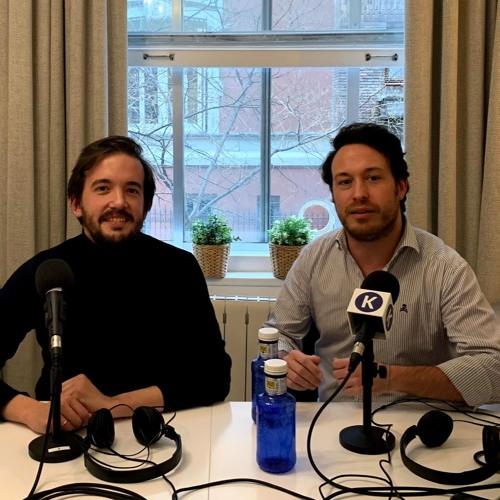 PodKast - Ep.52 - Carlos Maribona y Joaquín Mencía nos hablan sobre las cocinas fantasma de Keatz