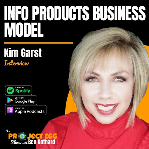 Info Products Business Model: Kim Garst