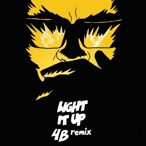 Major Lazer - Light It Up (feat. Nyla & Fuse ODG)(4B Remix)