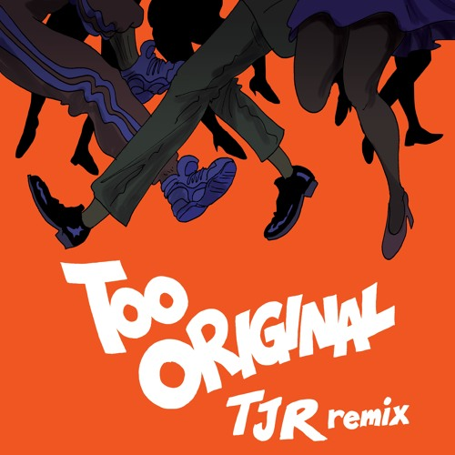 Major Lazer - Too Original (feat. Elliphant & Jovi Rockwell)(TJR Remix)