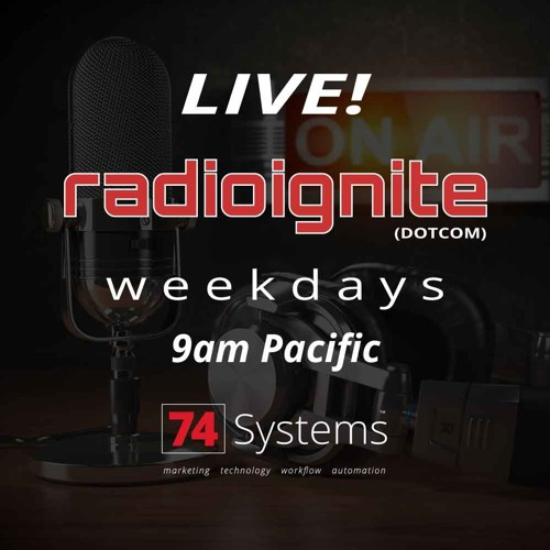 Radio Ignite Live - Dating Apps - Social Media, How to Use It - Coffee & Pancakes