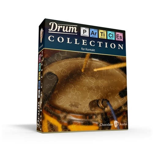 Drum Particles Collection