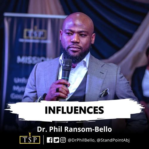 Influences 1 >> Dr. Phil