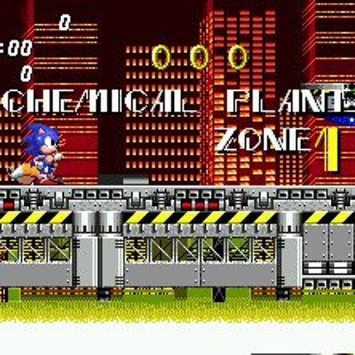 Chemical Plant Zone - Sonic the Hedgehog 2 8-BIT (2A03+, 0CC