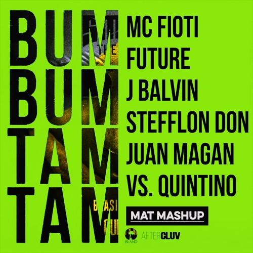 Quintino & MC Fioti - Brasil Connect vs. Bum Bum Tam Tam (MAT Mashup)