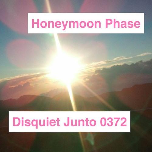 Disquiet Junto Project 0372: Honeymoon Phase