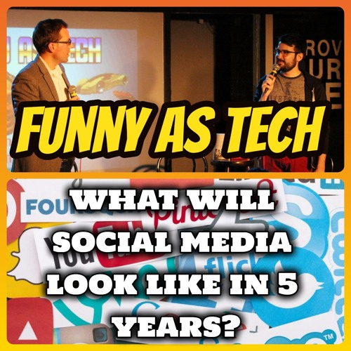 What will social media look like in five years?!