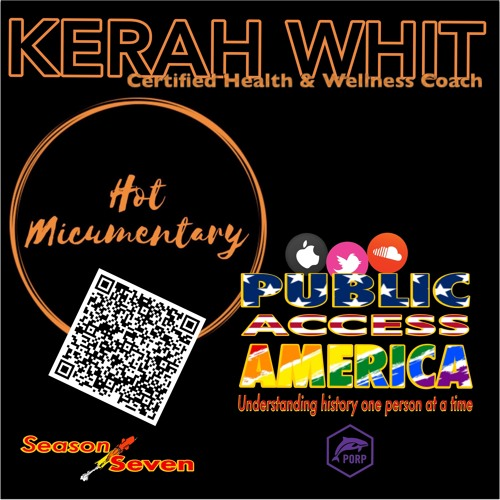 Jason Talks With @Kerah_Whit from Hot Micumentary