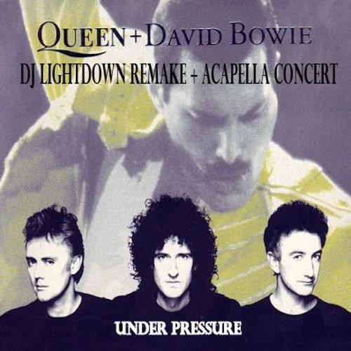 Queen And David Bowie - Under Pressure ( Dj Lightdown Remake