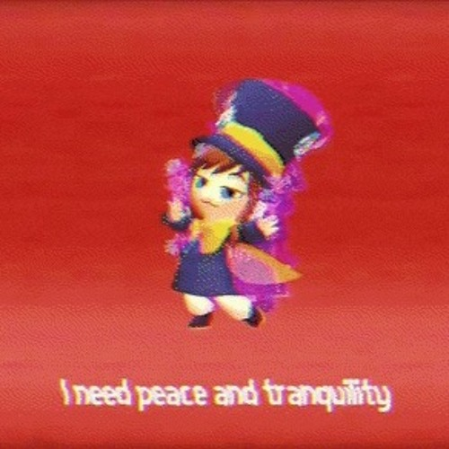 A Hat In Time OST - Peace And Tranquility (Vaporwave Edit)
